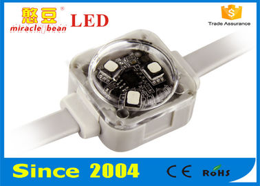 چین 25mm Miracle Bean Brand RGB LED Pixel Full Color DC12V 0.75W XH6897 IC تامین کننده