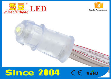 DC 5V IP67 0.15W LED Pixel Light , High Brightness 9mm Pixel Led Lighting